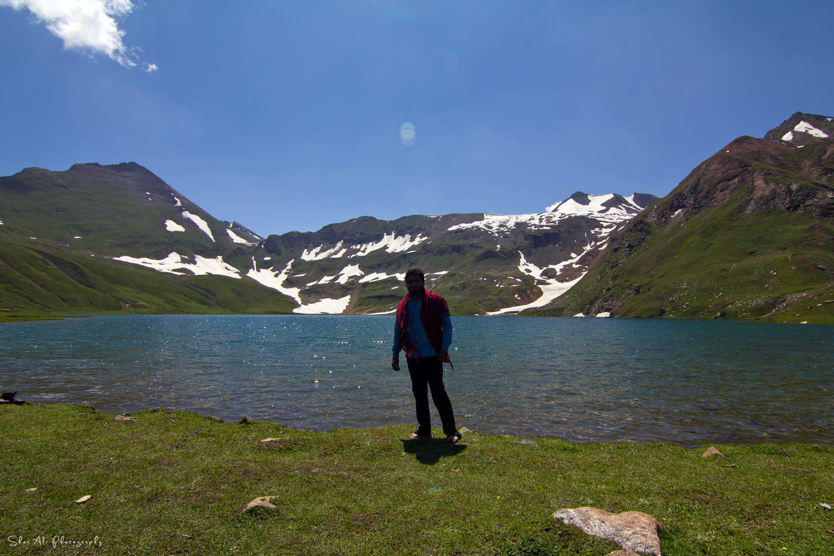 Dudipatsar Lake, Kaghan Valley