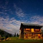 Arang Kel under full moon light