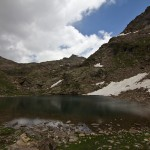 3rd lake of Sat Sar Mala Lakes Series