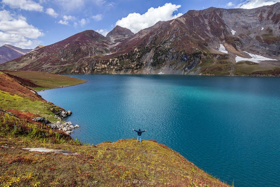 Ratti Gali lake, Neelum valley, Kashmir