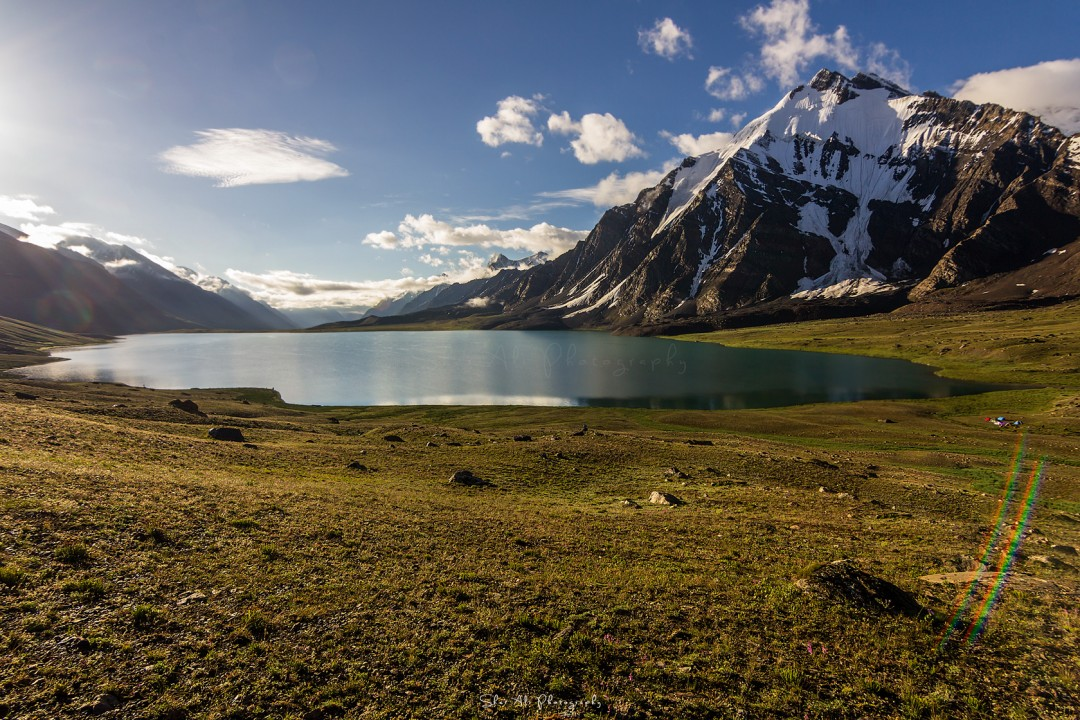 Karomber lake, Ishkoman, Gilgit Baltistan, Pakistan