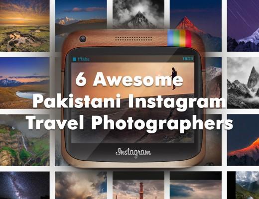 6 Awesome Pakistani Instagram Travel Photographers