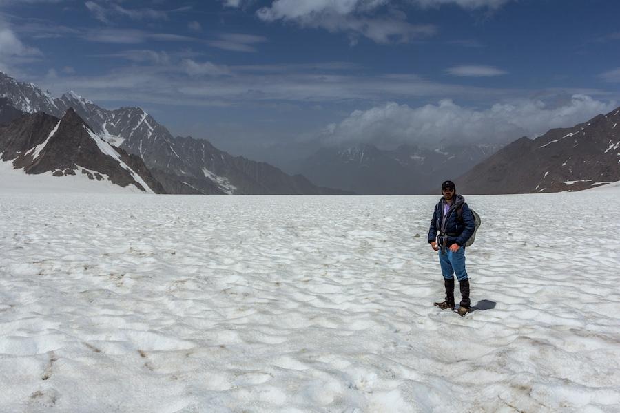 Darkot pass (4600m), Yasin valley, Gilgit Baltistan
