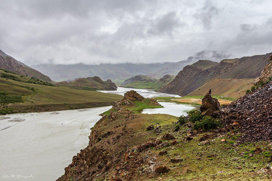 Karomber lake trek, Broghil valley, Chitral, KPK, Pakistan