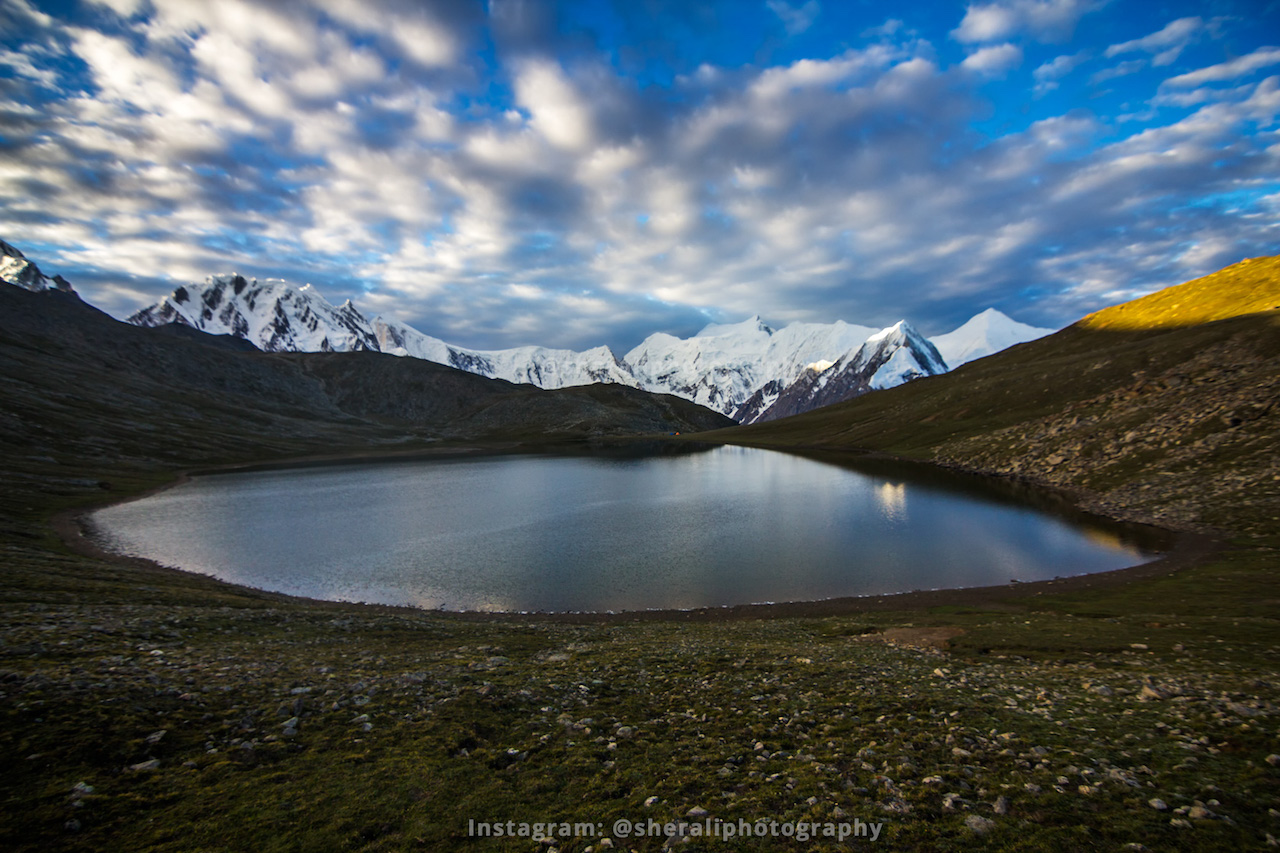 Rush lake Trek, Nagar valley, Gilgit Baltistan, Pakistan