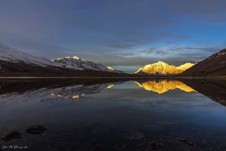 Shandur lake, Chitral, KPK