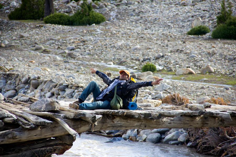 Mazeno base camp trek, Shigiri, Astore valley