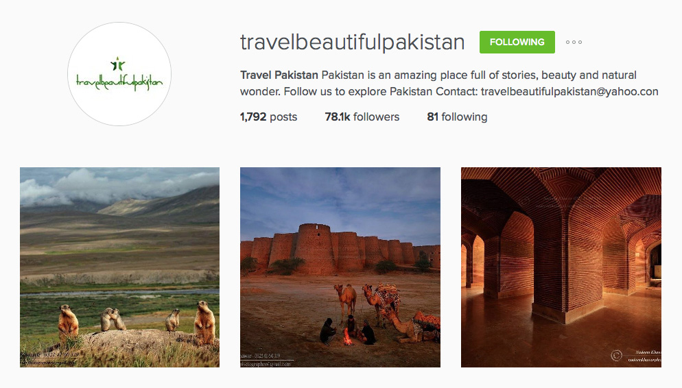 Travel Beautiful Pakistan
