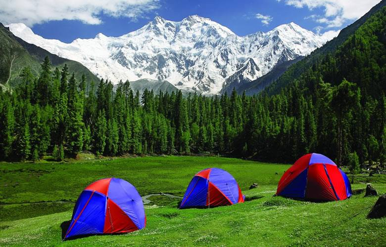 Fairy Meadows, Nanga Parbat base camp trek - Adventure Treks in Pakistan