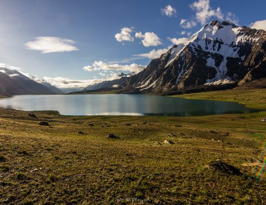 The Unexpected Adventures of Karomber Lake Trek