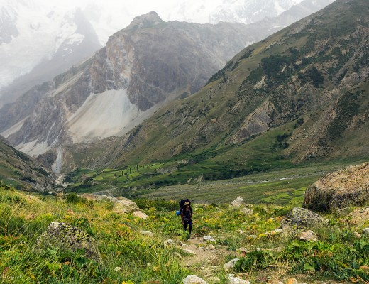 The Best Adventure Treks in Northern Areas of Pakistan