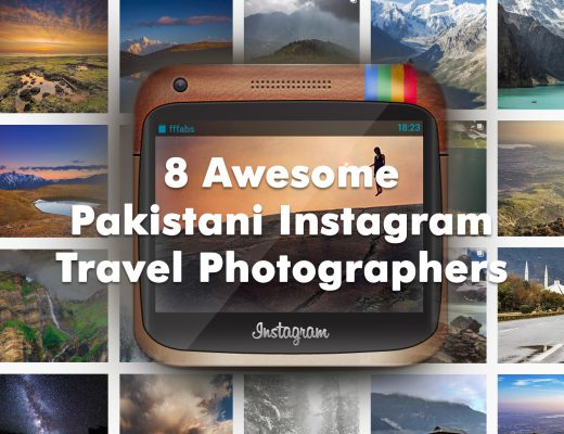 8 Awesome Pakistani Instagram Travel Photographers