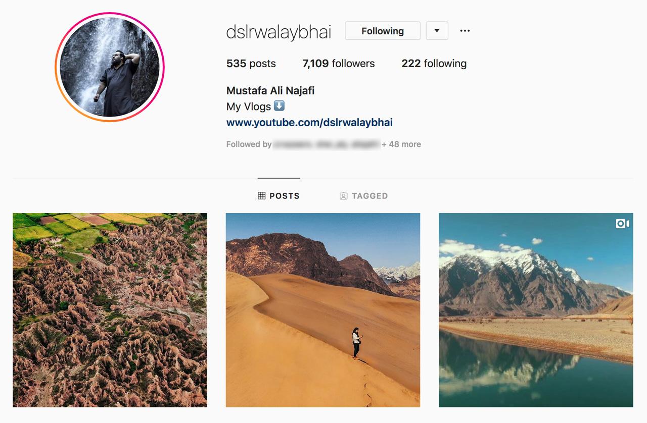 Dslrwalaybhai on Instagram