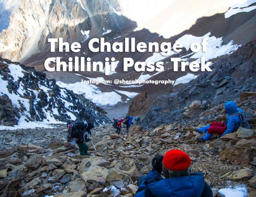 The Challenge of Chillinji Pass