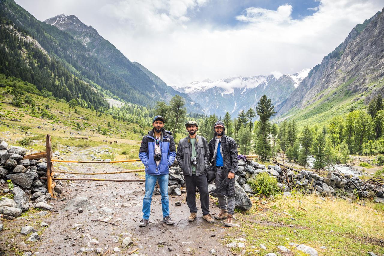 On the way to Do Janga in Kumrat valley