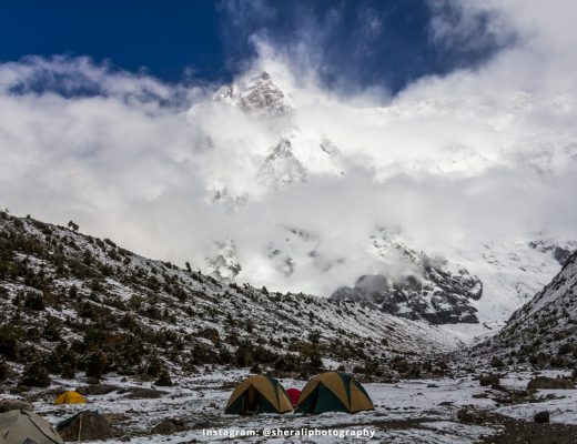 Backpacking trip around Nanga Parbat