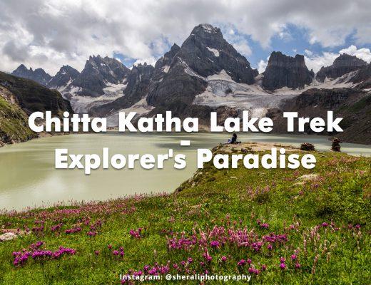 Chitta Katha Lake Trek - Explorer's Paradise