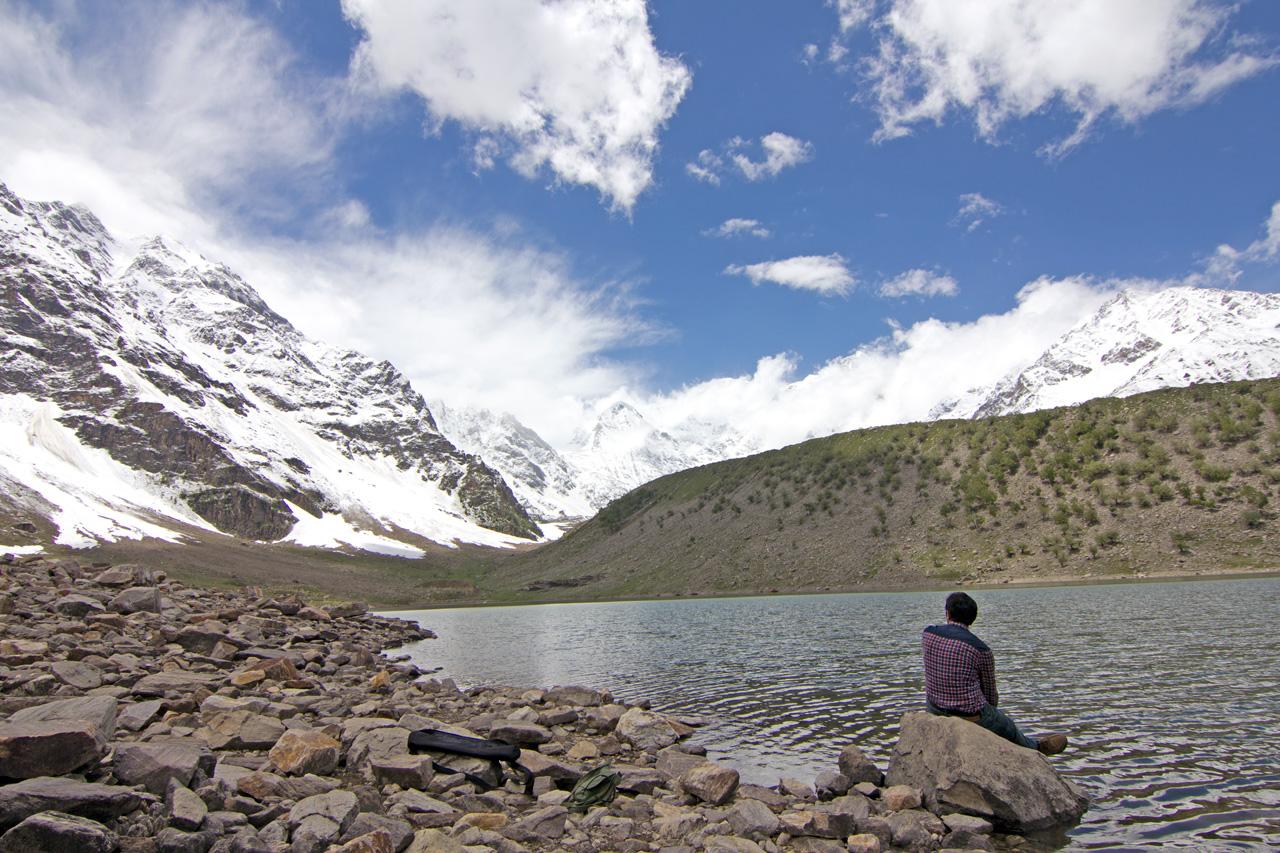 Serenity at Rama lake, Astore valley