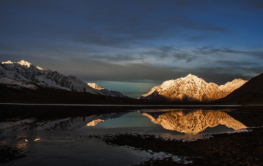 Shandur lake