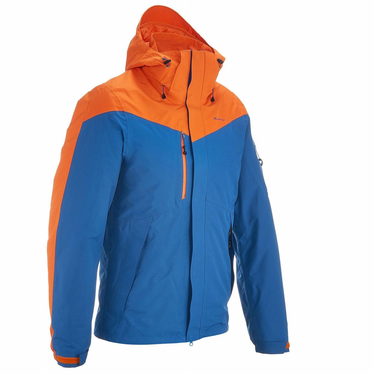 Forclaz 200 3-in-1 Men's Hiking Rain Jacket