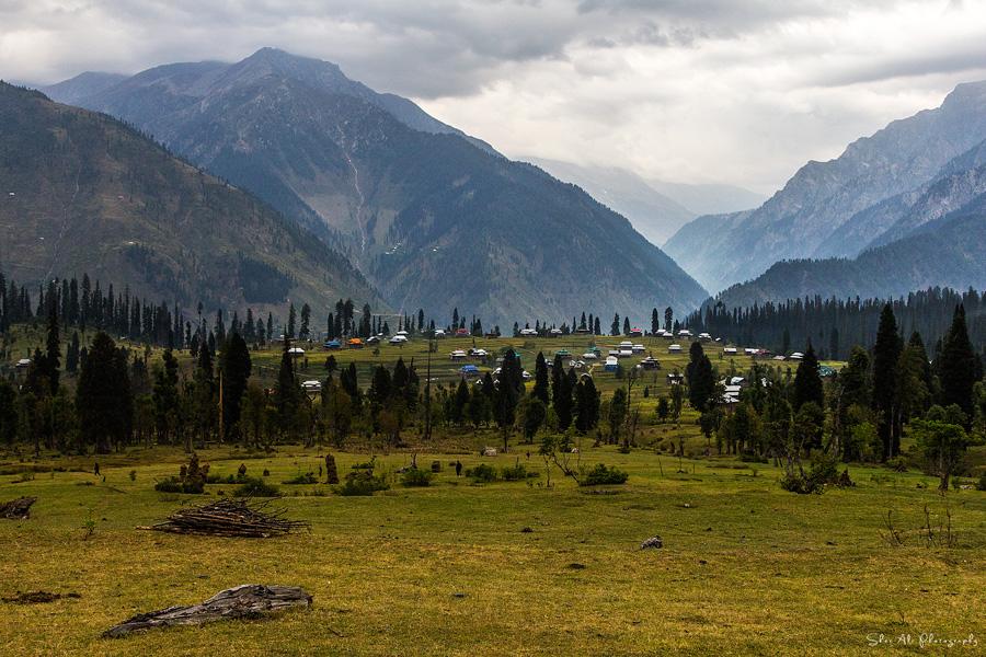 Arang Kel, Neelum valley, Kashmir, Pakistan