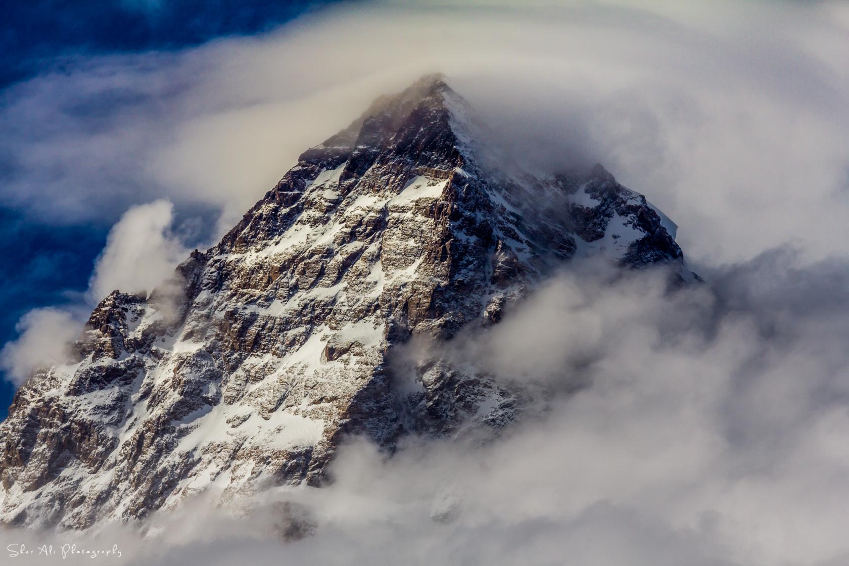 K2 (8611m), Karakoram, Gilgit Baltistan, Pakistan