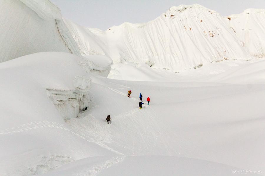 Gondogoro La (5940m), Karakoram, Gilgit Baltistan, Pakistan