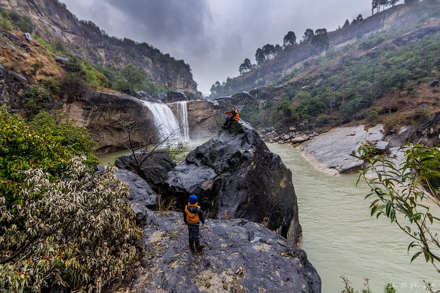 Gulpur waterfalls, Gulpur, Kotli, Kashmir