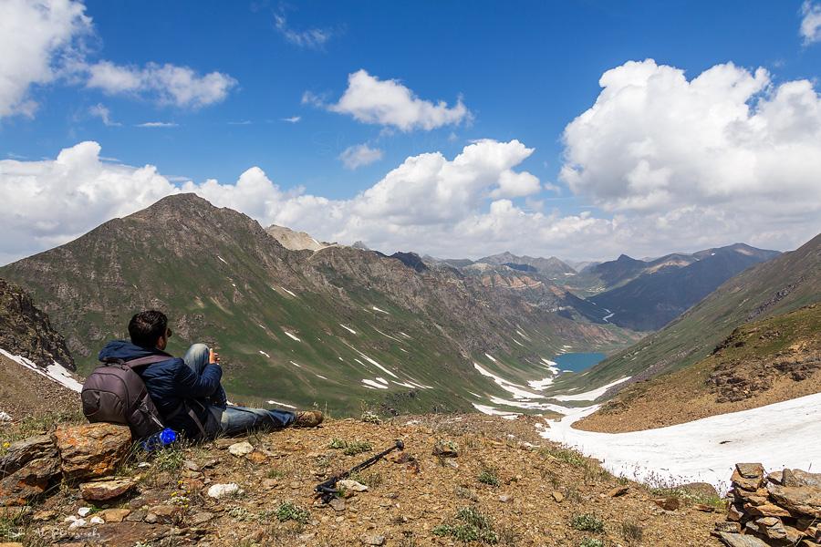 Jabbah Gali pass, Neelum valley, Kashmir