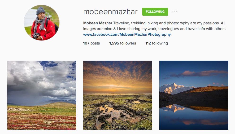 Mobeen Mazhar