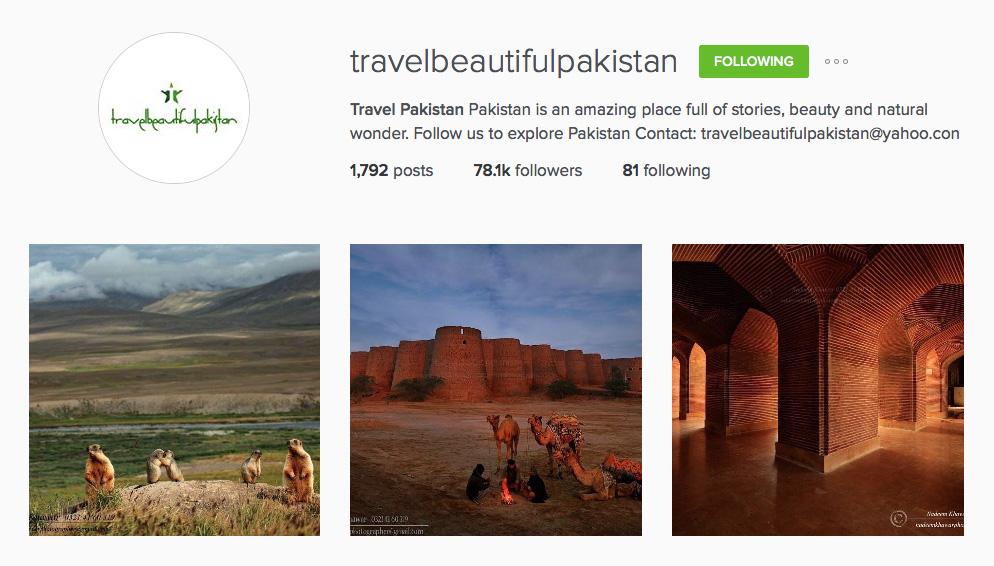 Travel Beautiful Pakistan
