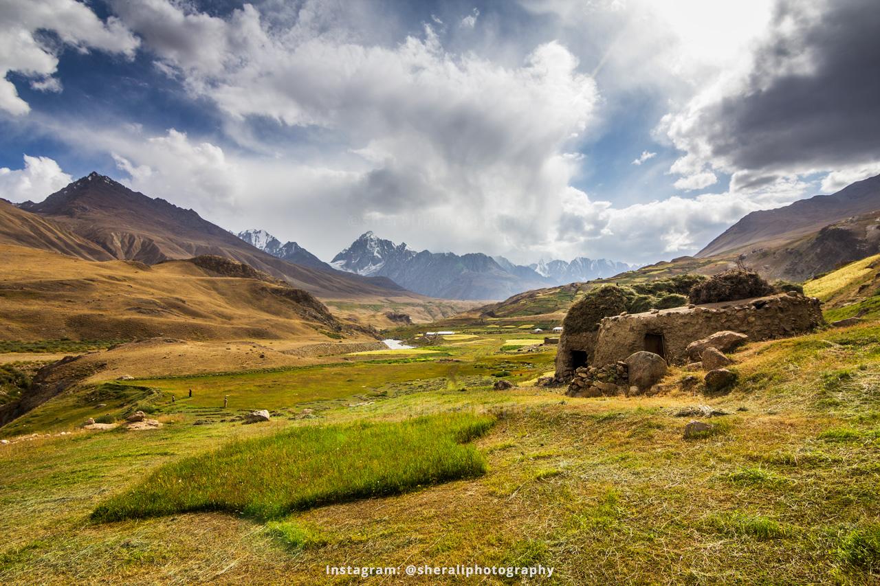 Chilmarabad, Broghil valley, Chitral, Khyberpakhtunkhwa