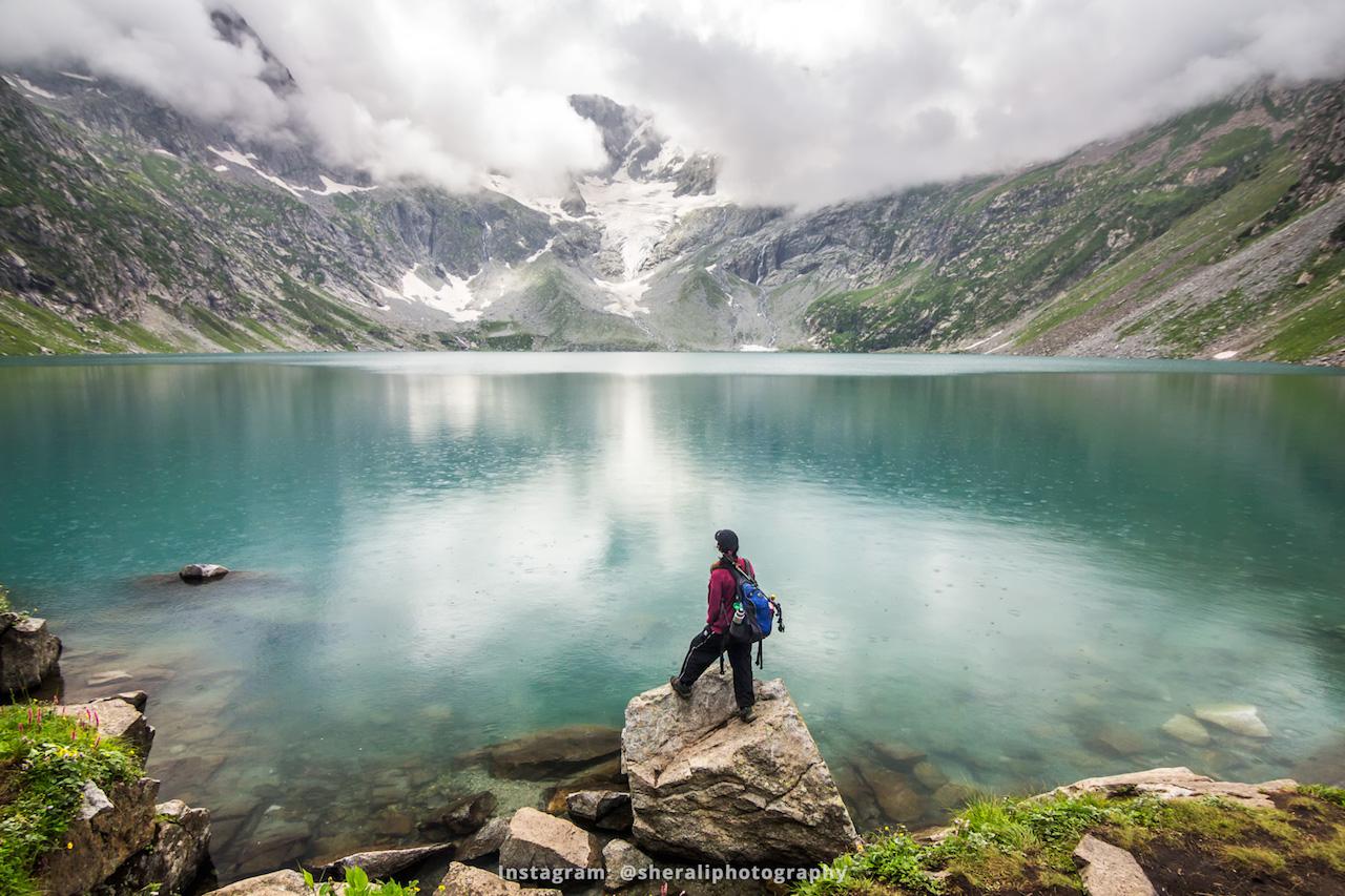 Katora lake, Upper Dir Kohistan, Khyberpakhtunkhwa