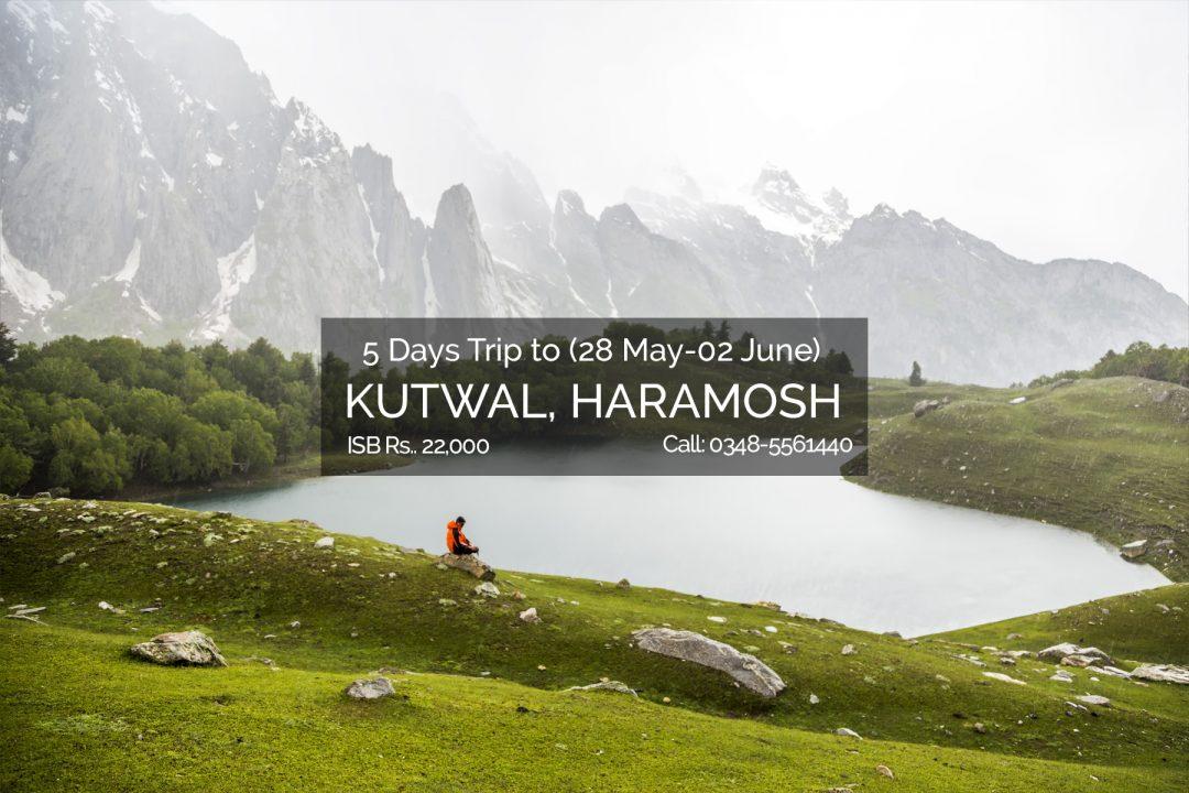 Kutwal valley, Haramosh valley trip